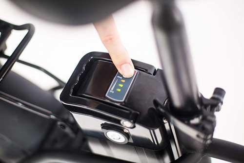 revoe dirt vtc migliore bici elettrica con batteria removibile