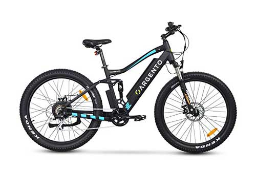 Argento Performance PRO migliore bici elettrica