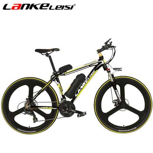 LANKELEISI MAX3.8 Bicicletta elettrica a pedalata assistita