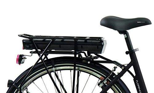 bici elettrica a pedalata assistita momo design florence portapacchi