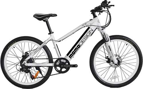 bicicletta elettrica a pedalata assistita modo design k2
