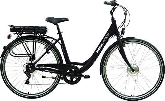 bicicletta elettrica momo design