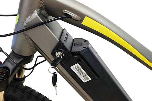 recensione e bike argento performance pro con batteria removibile