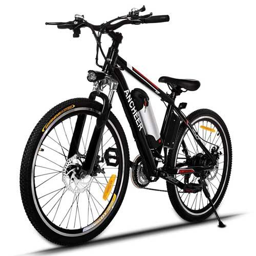 Ancheer Bicicletta Elettrica della Montagna recensione