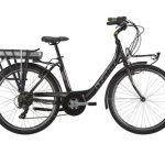 recensione bici elettrica atala e-run 26 lady