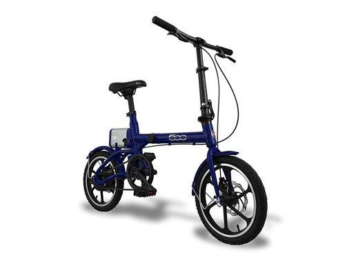Bicicletta Leggera Pieghevole.Recensione Fiat F16 Migliore Bici Elettrica Pieghevole E