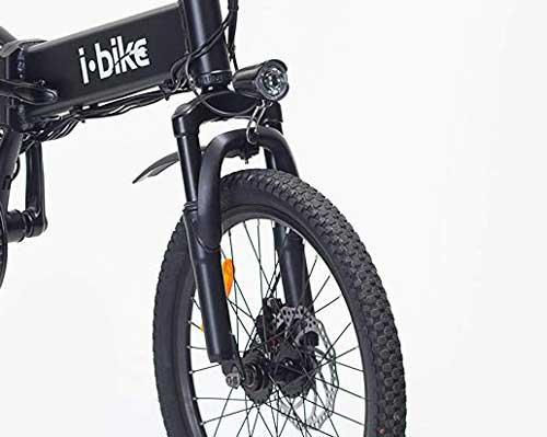 i-bike i-fold ammortizzatore anteriore