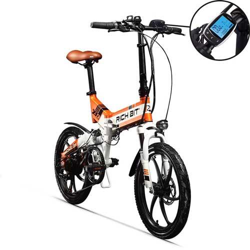 rich bit bici elettrica