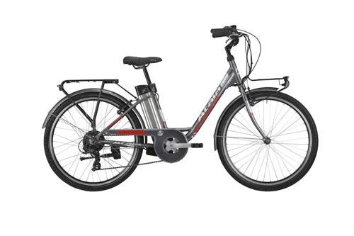 Recensione bici elettrica atala e-way