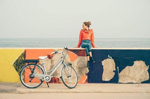 bici elettrica a pedalata assistita cobran marina