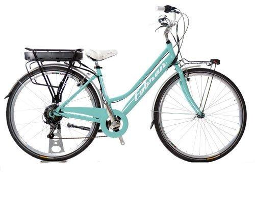 Recensione bici elettrica Cobran Marina
