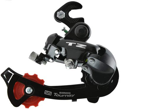 Shimano Tourney RD-TZ50 atala e way