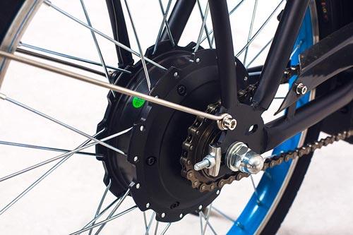 motore bici elettrica revoe Fly