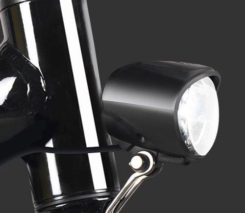 illuminazione fiido d1 ebike elettrica