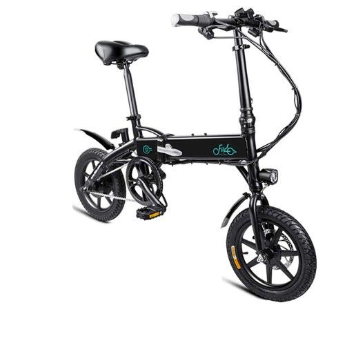 fiido d1 recensione bici elettrica pieghevole