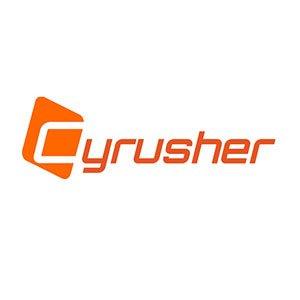 Cyrusher bici elettriche a pedalata assistita logo