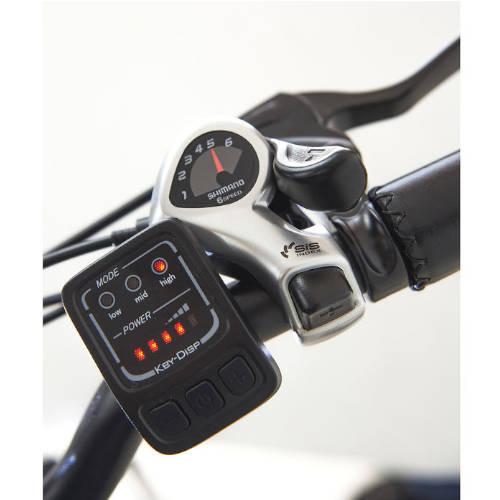 display a led, computer di bordo e-bike I-bike city easy