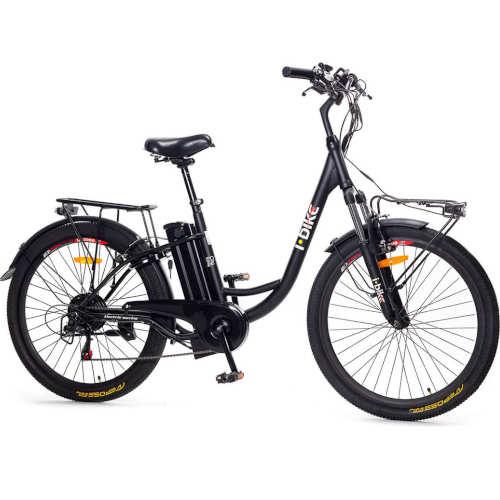 recensione ebike bicicletta elettrice city bike I bike city easy
