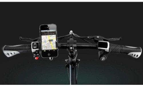 manubrio fiido d2 e supporto per smartphone