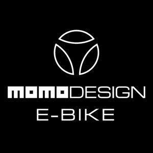 logo momo design bici elettriche a pedalata assistita
