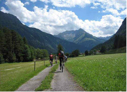 andare in vacanza con la bici elettrica