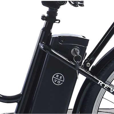 batteria rimovibile e-bike citybike revoe