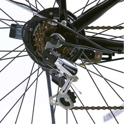 Cambio Shimano citybike revoe