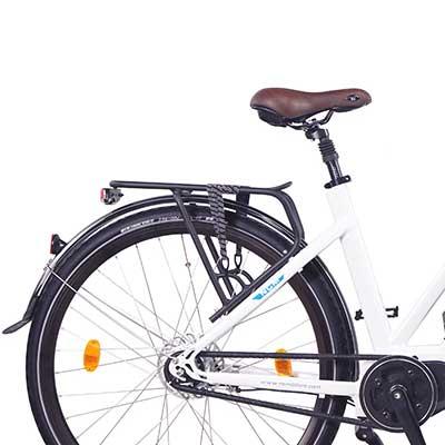 portapacchi posteriore e-bike ncm milano max n8r