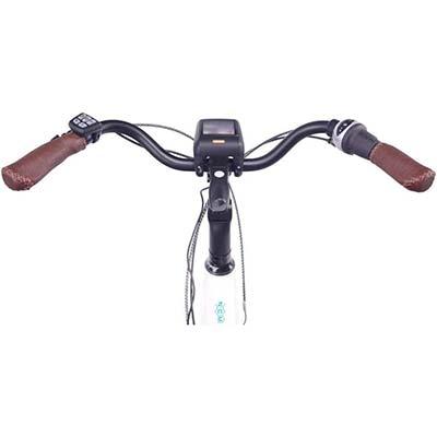 manubrio Promax Alu bici elettrica mcn milano max n8r
