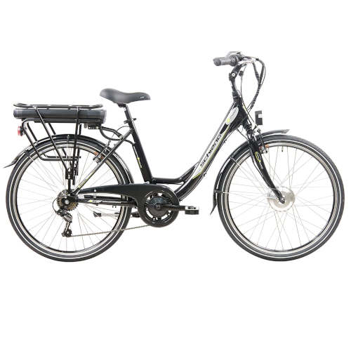 bici elettrica f.lli schiano e-moon recensione