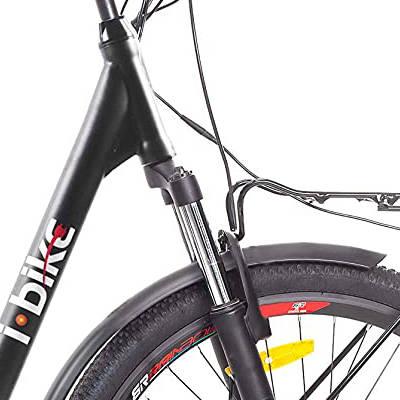 forcella ammortizzata bici elettrica i-bike city easy s ita99