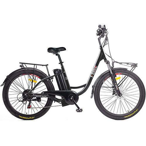 recensione bici elettrica i-bike city easy s