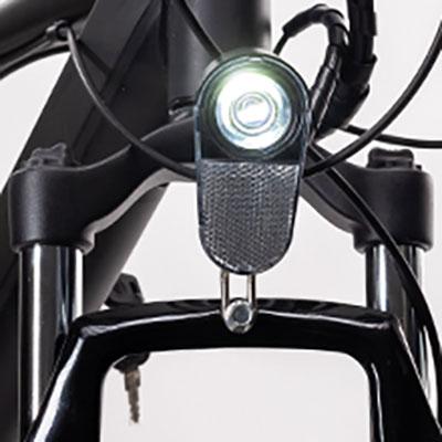 luci a led mountain bike e-bike mountain snow