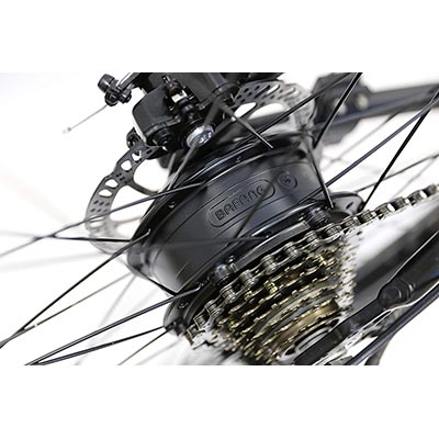 motore bafang bici elettrica nilox x6