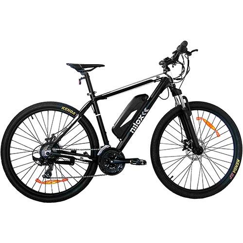 recensione bici elettrica nilox x6