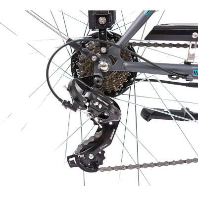 Cambio Shimano tournée ty300 bici elettrica schiano e-light 1.0