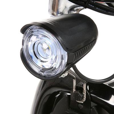 luci a led mtb elettrica ancheer 26 pieghevole