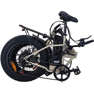 e-bike pieghevole nilox x8