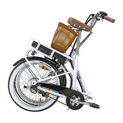 bici elettrica pieghevole nilox j1
