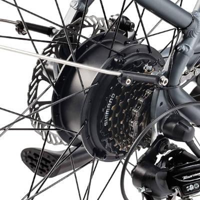 motore bici elettrica Roma bikes ebike 28.2
