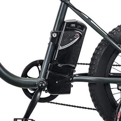 batteria bici elettrica a pedalata assistita nilox ebike j3