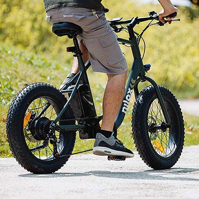 bici elettrica nilox j3 ebike