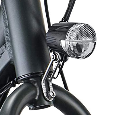 luci a led bici elettrica nilox j3