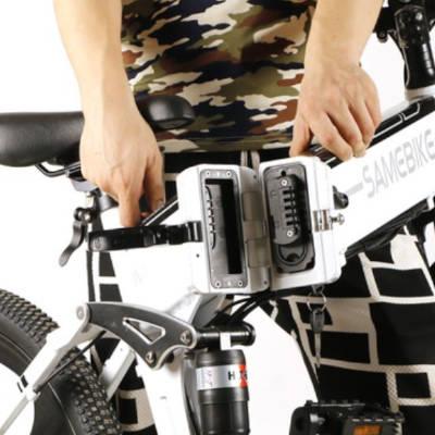 batteria rimovibile Samebike LO26 Spoke