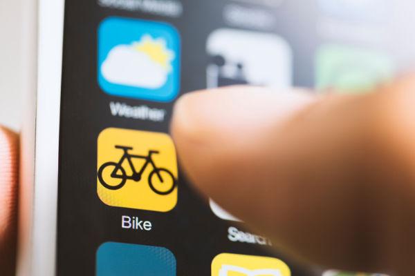 migliori app ciclismo