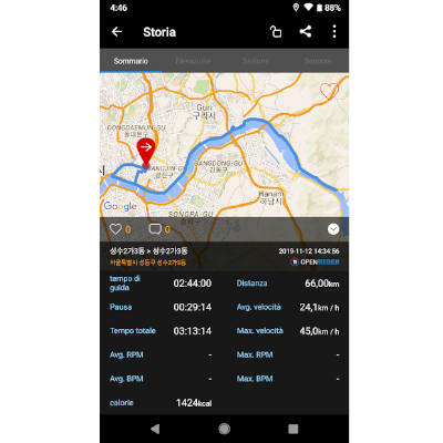 openrider app ciclismo