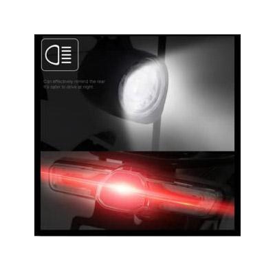 illuminazione bicicletta elettrica Vivi C26 Winice