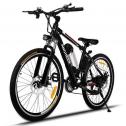 Recensione Ancheer Bicicletta Elettrica della Montagna