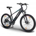 """Recensione bici elettrica Eskute MTB 27,5"""" Voyager"""