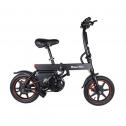 Recensione MoovWay B20 bicicletta elettrica pieghevole